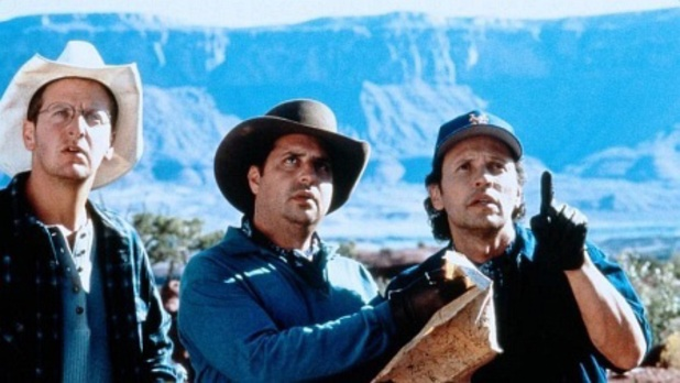 City Slickers II Billy Crystal