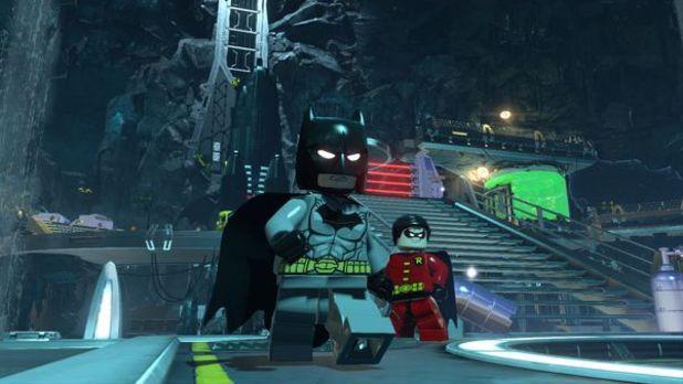 LEGO Batman 3: Beyond Gotham launches this autumn