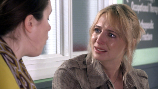 Ali Bastian as Kara in Doctors