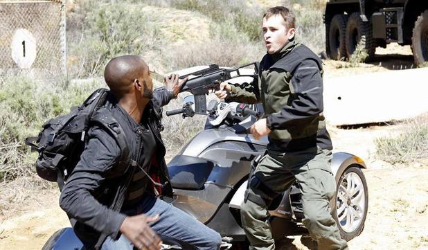 Marvel's Agents of SHIELD S01E22: 'Beginning of The End'