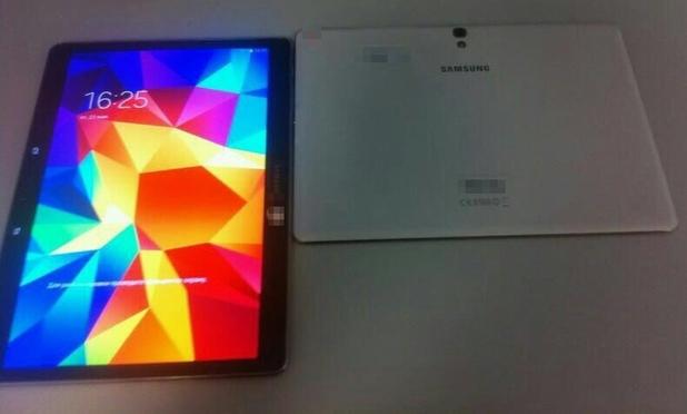 Samsung Galaxy Tab S leaked photo