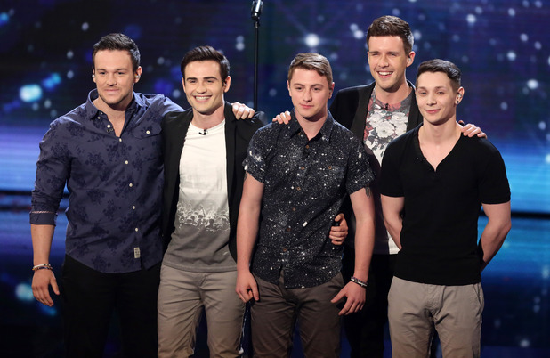 Britain's Got Talent first live semi-final: Collabro