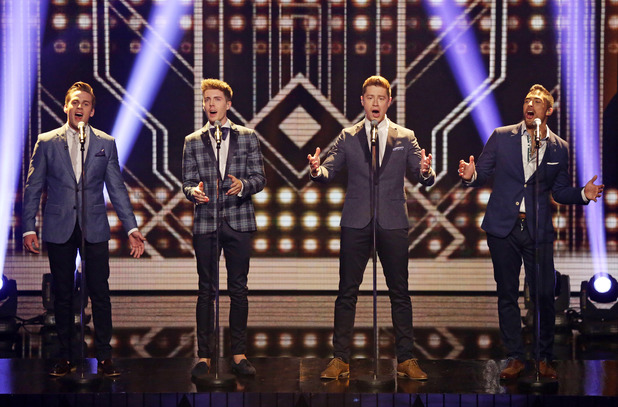 Britain's Got Talent Live Semi Final 5: Jack Pack