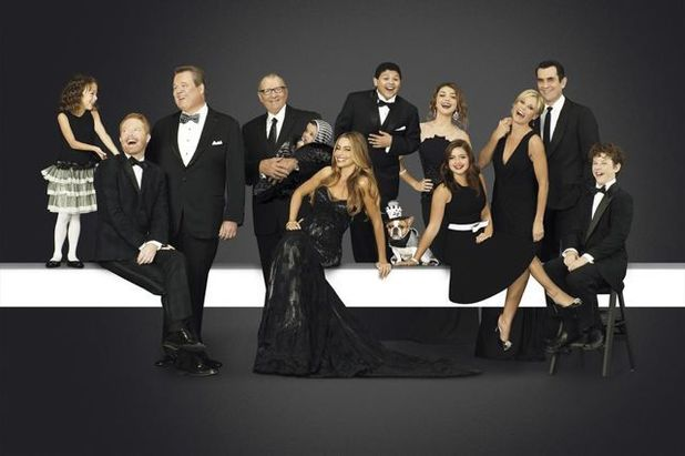 Modern Family season 5 cast picture