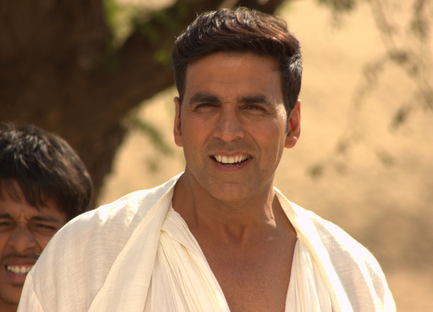 Akshay Kumar in Holiday - A Soldier Is Never Off Duty