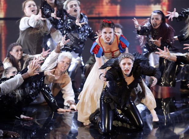 Britain's Got Talent second live semi-final: Addict Initiative
