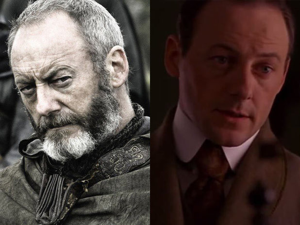 Game of Thrones stars then and now: Liam Cunningham