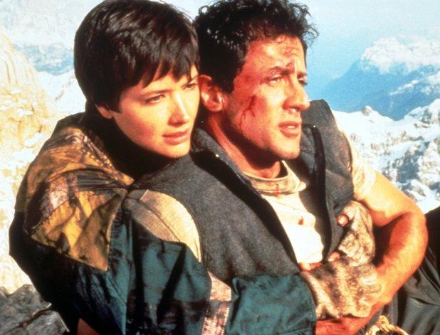 Sylvester Stallone in Cliffhanger