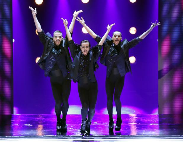 Britain's Got Talent third live semi-final: Yanis Marshall, Arnaud and Mehdi