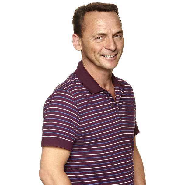 Perry Fenwick as Billy Mitchell in EastEnders