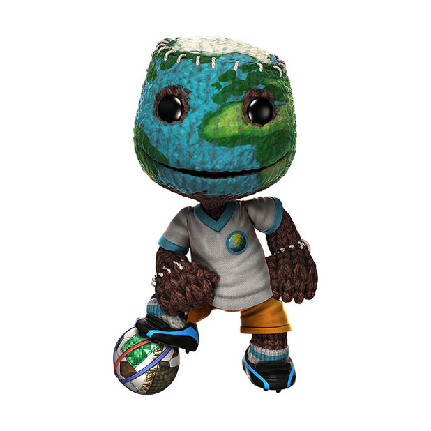 LittleBigPlanet Football Assets Pack DLC