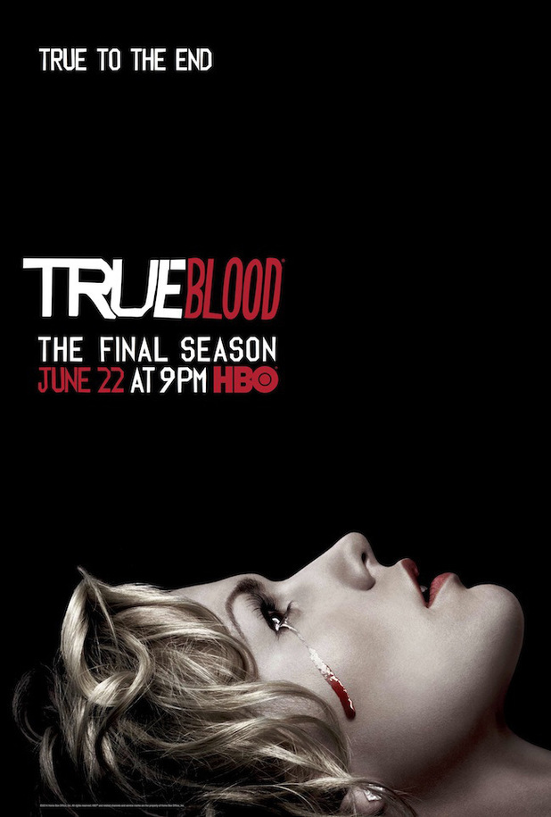 True Blood final season poster