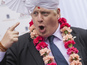 See Boris Johnson's Hindu Temple visit