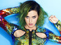 Katy Perry is Cosmo's global cover