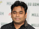 AR Rahman attends the premiere of 'Million Dollar Arm' at the El Capitan Theatre on May 6, 2014 in Hollywood, California.