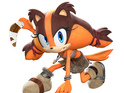 Sega unveils new character that will make her debut in the upcoming Sonic Boom.