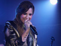Demi Lovato performs on stage for G-A-Y club night at Heaven on May 31, 2014 in London