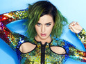 Katy Perry speaks about ex-lovers Russell Brand and John Mayer with Cosmopolitan.