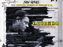 Legends is the latest drama series from Homeland producer Howard Gordon.