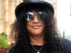 Slash performs in retirement home as part of Comedy Central series