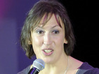 Miranda Hart voted Best Stand-Up Comedian in 2014 DS Reader Awards