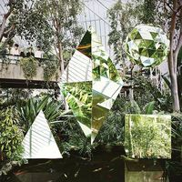 Clean Bandit New Eyes album artwork.