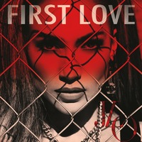 Jennifer Lopez 'First Love' artwork