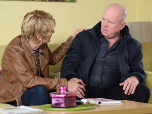 Shirley asks Phil to be honest with her.