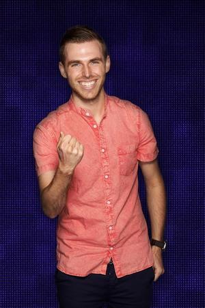 Big Brother 2014's Christopher Hall