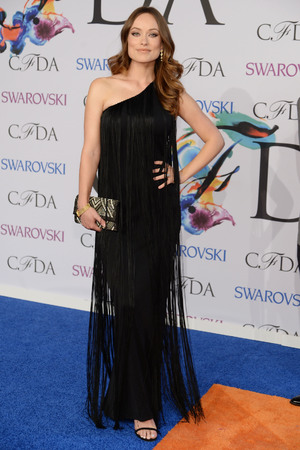 NEW YORK, NY - JUNE 02: Actress Olivia Wilde attends the 2014 CFDA fashion awards at Alice Tully Hall, Lincoln Center on June 2, 2014 in New York City. (Photo by Dimitrios Kambouris/Getty Images)