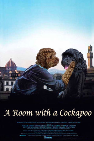 Dogs make movie posters better: A Room With A View