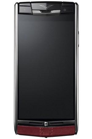 Vertu's Signature Touch smartphone