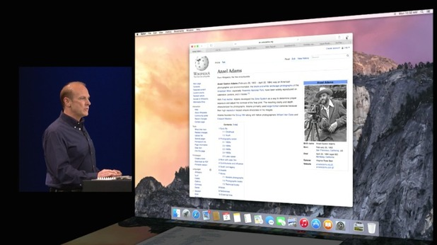 Apple WWDC 2014 - safari tabs