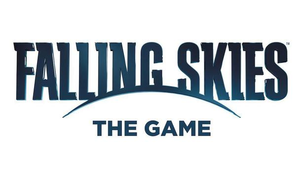 Falling Skies game logo