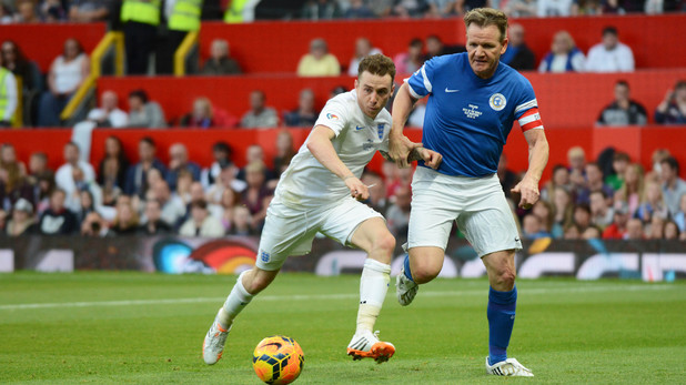 Soccer Aid: Rest Of World 4-2 England