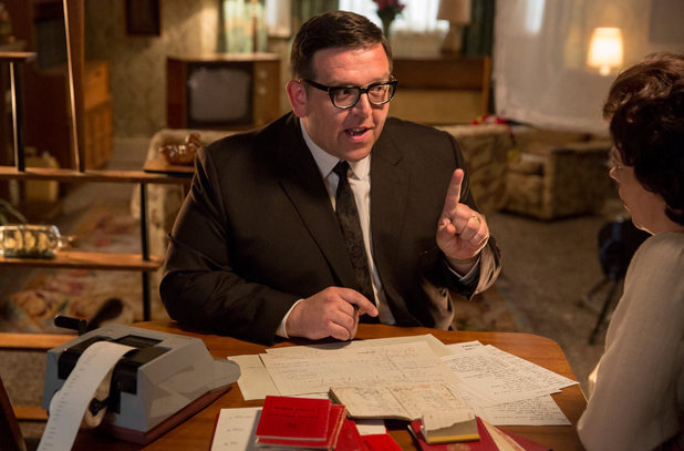 Nick Frost in Mr Sloane episode 3