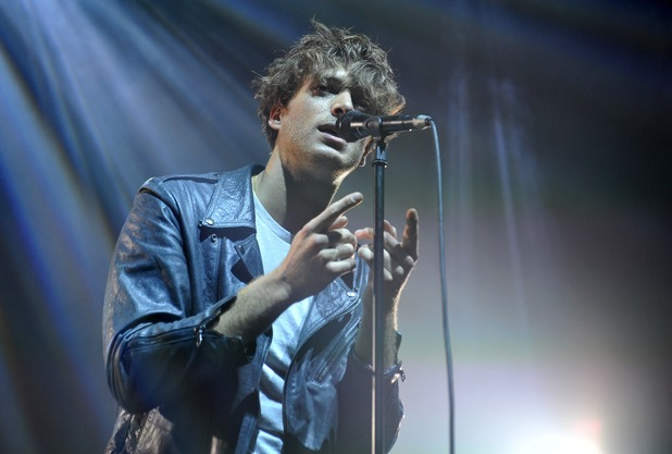 Paolo Nutini performs at the Roundhouse in London