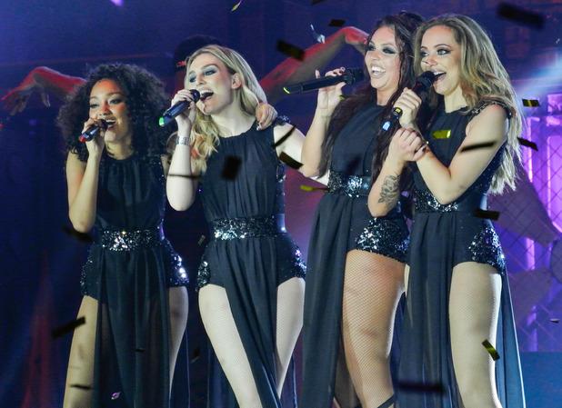 Little Mix on tour in Birmngham