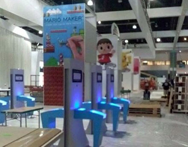 2D level editor Mario Maker