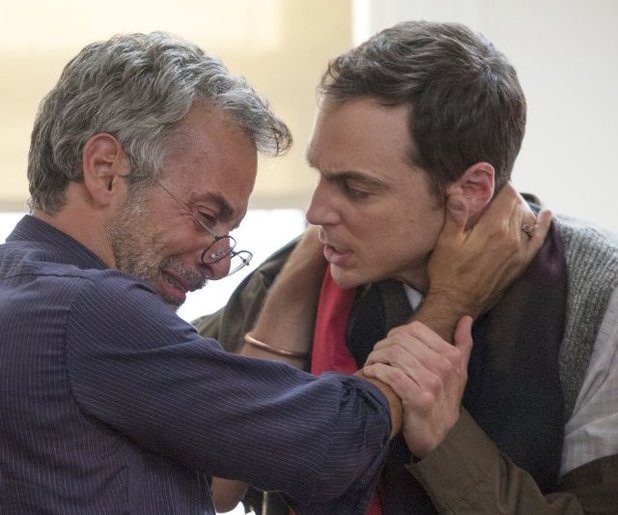 Jim Parsons in The Normal Heart (2014)