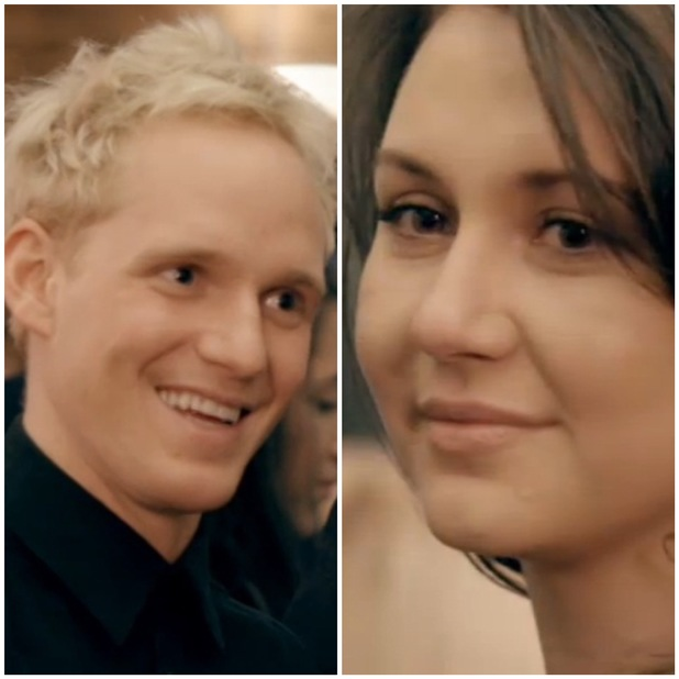 Jamie Laing and Victoria Gucci
