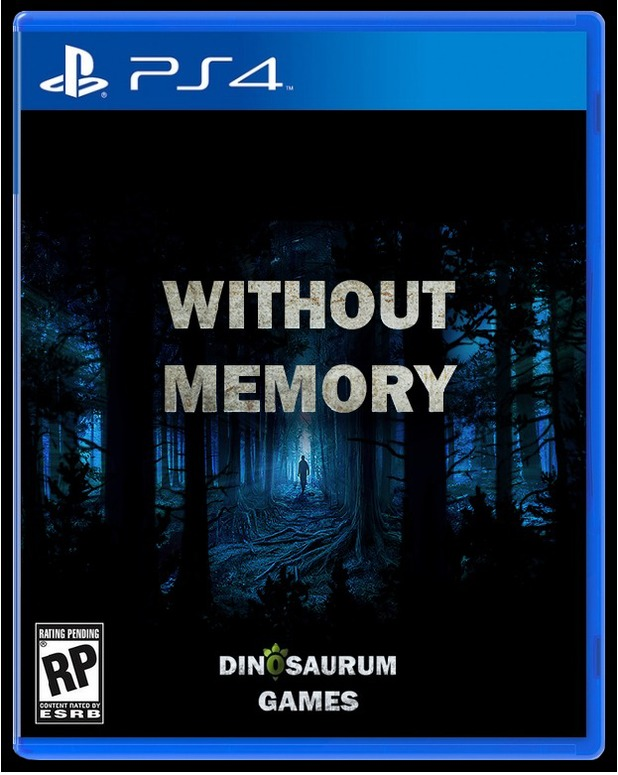 Without Memory PS4 Box art