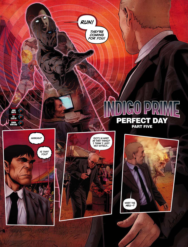 Indigo Prime - Perfect Day