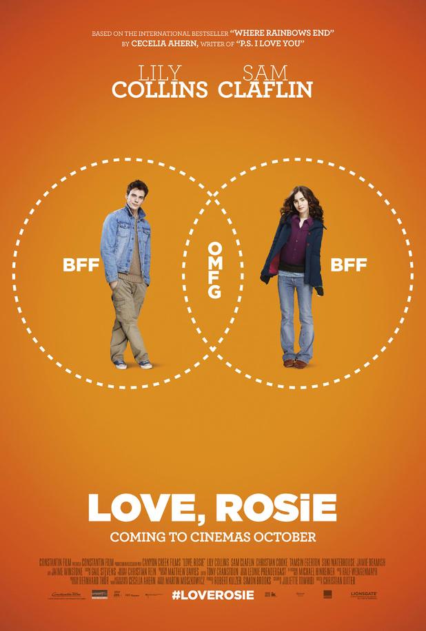 Love, Rosie poster