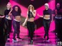 Watch Cheryl Cole sing new track on BGT