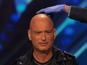 Watch Howie Mandel in AGT science trick