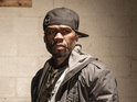 "50 Cent dubs Chris Brown ""our generation's Michael Jackson"" because he can sing, rap and dance."