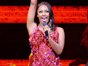 The first pictures of Alexandra Burke in The Bodyguard are released