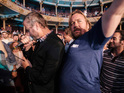 Tom Berninger and Matt Berninger choose Danson and Galifianakis to play them.