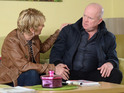 Shirley urges Phil to be honest in tonight's episode.